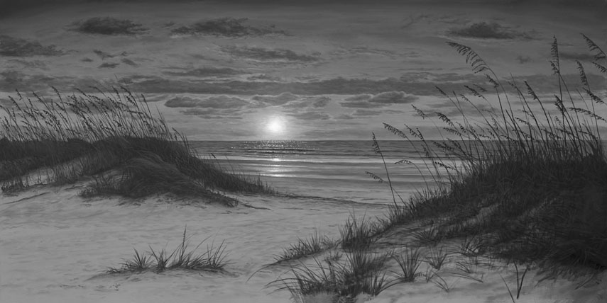 Morning Solitude by Phillip Anthony