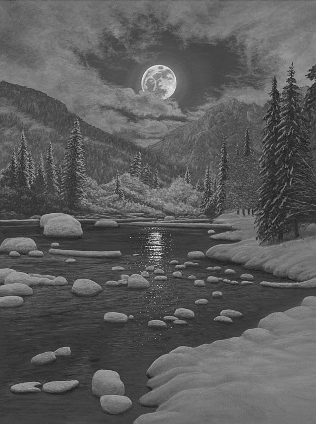 Winter Wonderland by Phillip Anthony