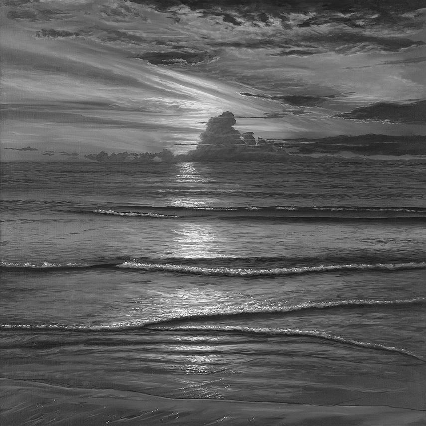 Evening Sunrise by Phillip Anthony