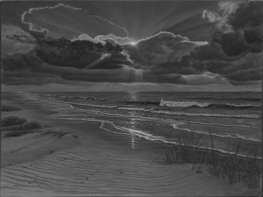 Midnight Sun by Phillip Anthony