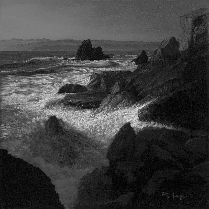 Ocean Mist II by Phillip Anthony