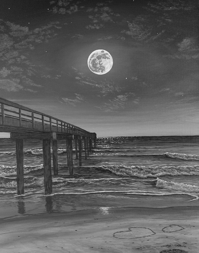 Love You to the Moon and Back by Phillip Anthony