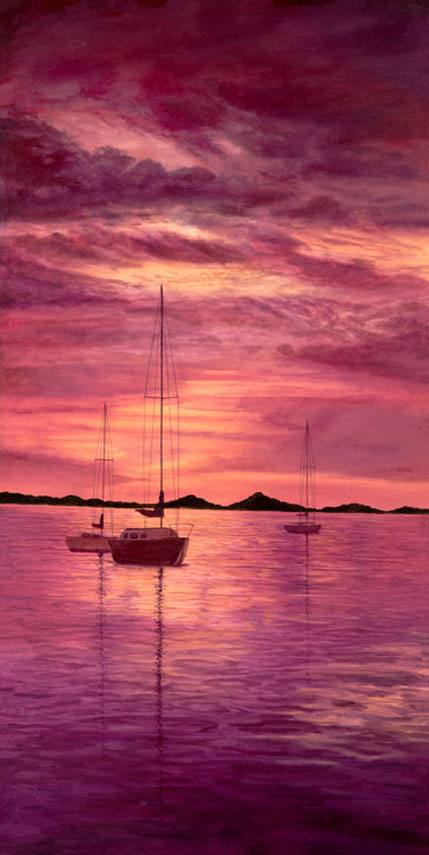 Sailors Delight by Phillip Anthony