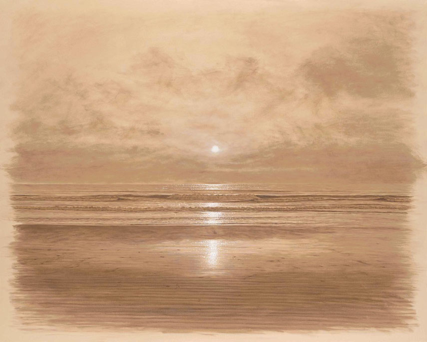 Umber Seas by Phillip Anthony