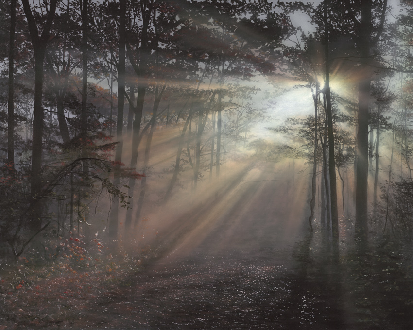 Heavenly Light by Phillip Anthony