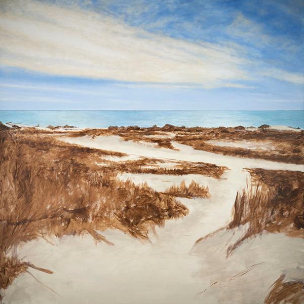 Untitled Sea Oats