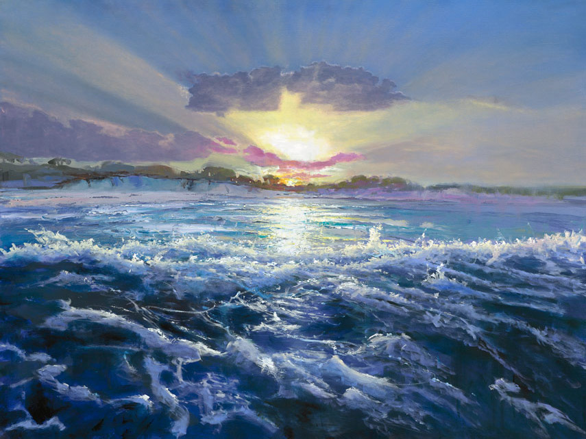 Sunrise Collaboration by Phillip Anthony and Steven Quartly